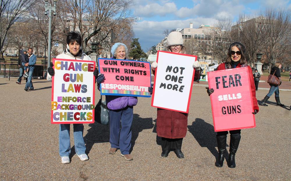 This is not your average voter. Credit: Elvert Barnes via flickr